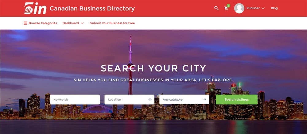 Best Canadian Business Directory